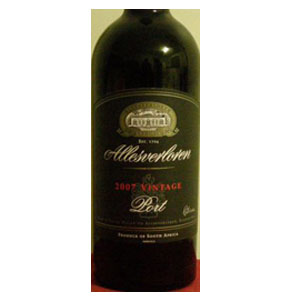 Allesverloren Port 750ml