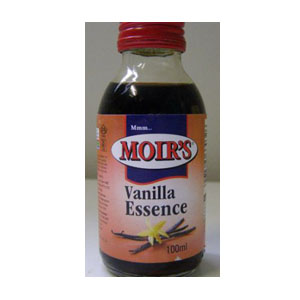Moirs Vanilla Essence 100 ml