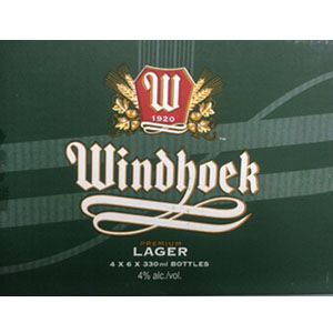 Windhoek Lager 24x330ml