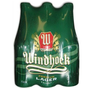 Windhoek Lager 6 x 330ml
