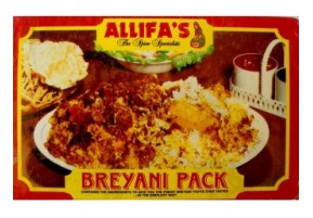 Allifas Breyani Pack