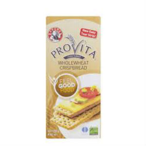 Bakers Provita Wholewheat Crispbread 250g