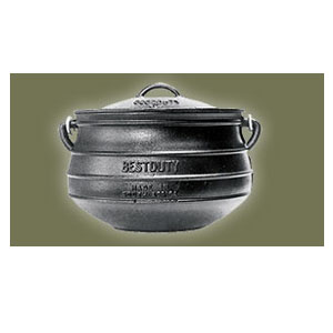 Best Duty Plat (Flat) Potjie No. 3