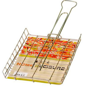 Braai Grid Sandwich 4 Slice 230x230mm