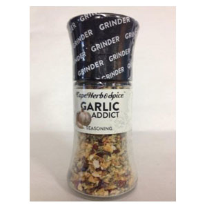 CHS Garlic Addict Seasoning 40g