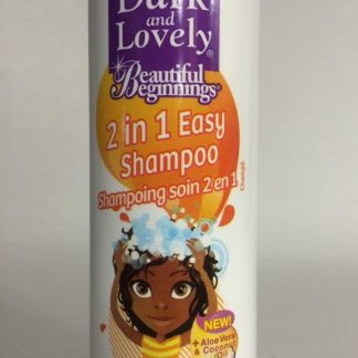 Dark & Lovely Beautiful Beginnings 2 in 1 Easy Shampoo 250ml