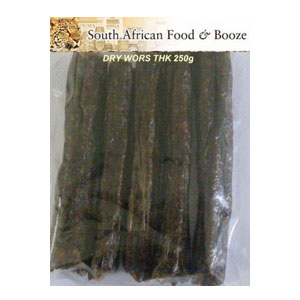 Dry Wors Thick 250g