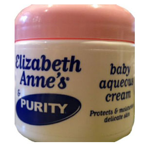 Elizabeth Anne's Aqueous Cream 350ml