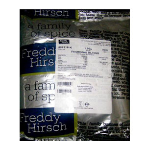 Freddy Hirsch Biltong Seasoning 1kg