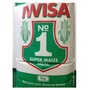 Iwisa Maize Meal 5kg