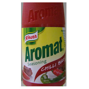 Knorr Aromat Canister Chilli Beef 75g