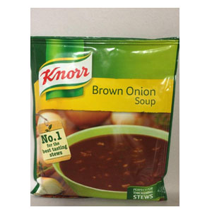 Knorr Brown Onion Soup 50g