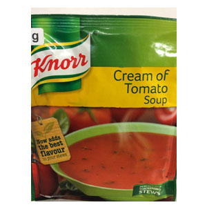 Knorr Cream of Tomato Soup 50g