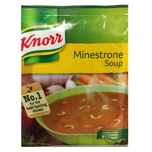 Knorr Minestrone Soup 50g