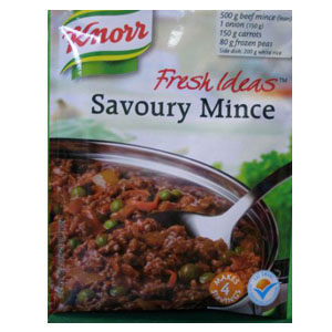 Knorr Savoury Mince 48g
