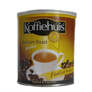 Koffiehuis Coffee Medium Roast 250g