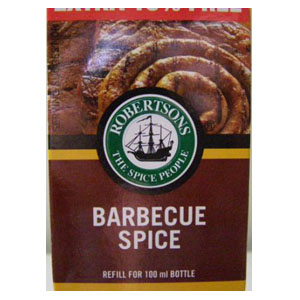 Robertsons Barbeque Spice 100g