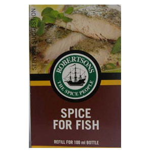 Robertsons Spice for Fish 80g